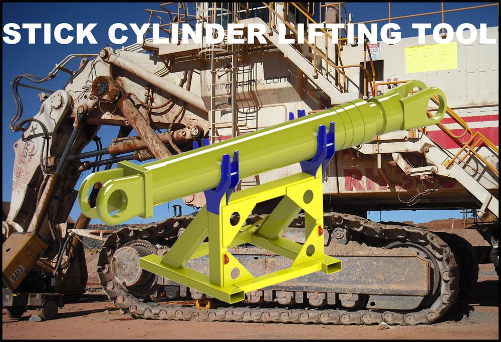 Stick Cylinder Lifting Tool