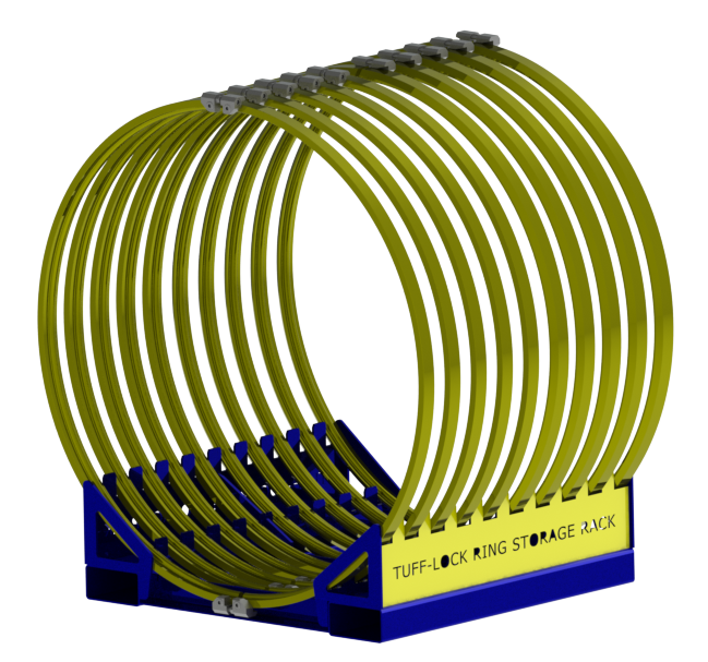 Storage Rack with 2P-LR