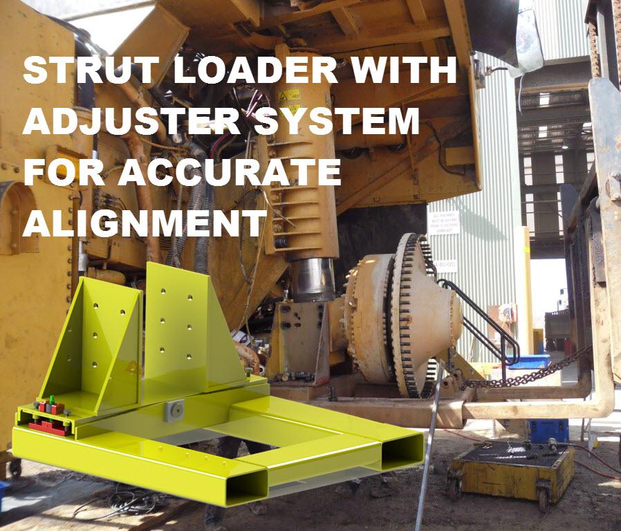 Strut Loader with Adj System