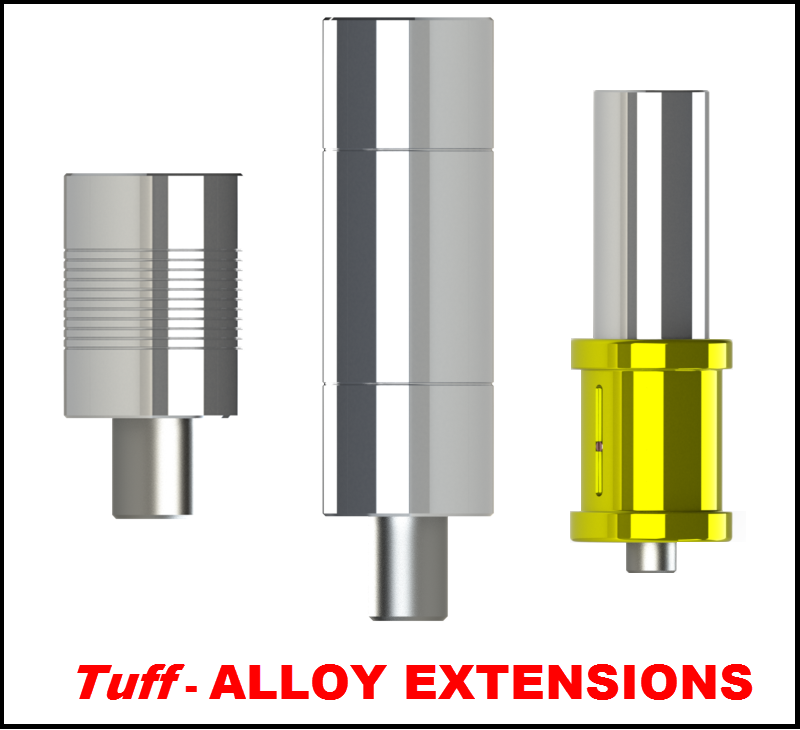 Tuff - Alloy Extensions